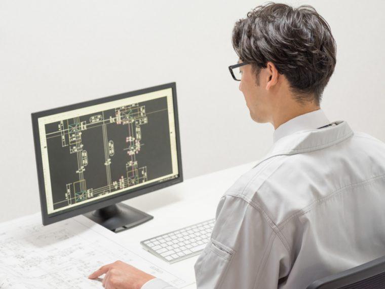 (自社募集)CAD製図技術者